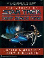 Vintage The Making of Star Trek Deep Space Nine DS9 book 1994 Pocket Books
