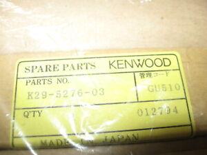 OEM LOT 2 Kenwood Radio Option Buttons AN D/A DIM HA HC IC OST # K29-5276-03