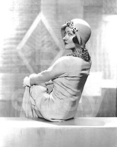 Gloria Swanson 10x8 Photo