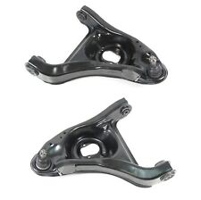 Pair Set of 2 Front Lower Control Arm & Ball Joints Mevotech For Buick Electra