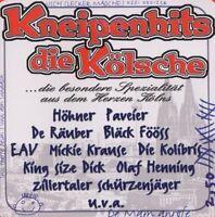 Kneipen Hits-Die Kölsche (1999) 01:Höhner, Bernd Stelter, Bläck Fööss, .. [2 CD]