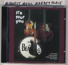 The Beatnix - It's Four You - Raven Records RVCD-45 1994 Australian CD - Beatles