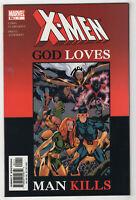 X-Men: God Loves Man Kills Special Edition #1 (2003, Marvel) Anderson, Hughes p