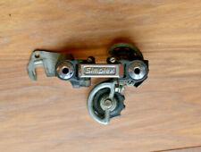 Vintage Simplex S0001 rear derailleur Peugeot free P&P