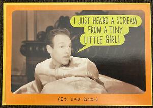 Hallmark Shoebox Halloween Greeting Card Humor