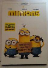 Minions Movie (DVD 2015) Universal Studios Home Entertainment
