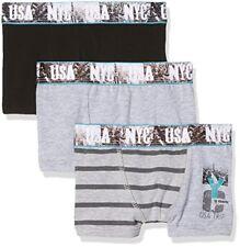 Sous-vêtements slips 3 ans pour garçon de 2 à 16 ans