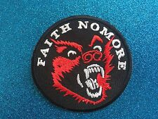 FAITH Werewolf Music Band Pop Rock House Stitched Iron ON Patch Patches