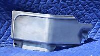 Metal Brake Line Cover Shield Plate OEM 1986 C4 Corvette NICE!!