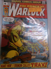 Power of Warlock #4 and #5 - 1973 - UK Price Variants