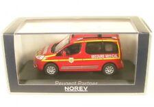 Peugeot Partner 2010 Secours Medical 1 43 Model 479818 NOREV