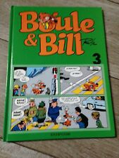 BOULE ET BILL 3 (1999) par Roba édition définitive dupuis TBE