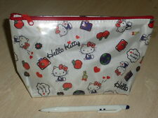 Hello Kitty Cosmetic Bag makeup bag Multipurpose Pouch #001