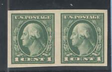 US Sc 531 1c Washington Superb Pair MNH