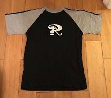 More details for robbie williams black/grey leeds & milton keynes 2006 concert tour  shirt m new