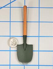 Soldier story PLA wood & metal shovel 1/6 toys dragon bbi alert Joe Chinese army