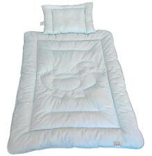 Couverture pour enfants couvre-lit bébé Set canard bleu Couette matelassée +