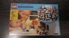 BRAND NEW  SEALED  LEGO # 9247  EDUCATION  235 PIECES  30 PEOPLE & ACCESSORIES