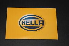 +202 Hella faros headlight Pegatina Sticker Adhesivo decal pickerl logotipo XL