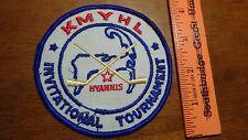 Hyannis Massachusetts International Hockey Sew On Patch Patch Bx 4 #9