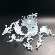 S.H.Figuarts Tamashii EFFECT BURNING FLAME Transparent color Fix D-Art figma