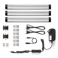 LE LED Under Cabinet Lighting 3 Panel Kit 12V Home Kichen Under Counter Lights