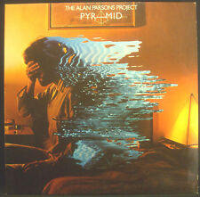 LP THE ALAN PARSONS PROJECT - pyramid, OIS, nm