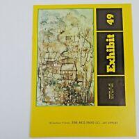 Exhibit 49 Vintage Magazine of Art March - April 1972