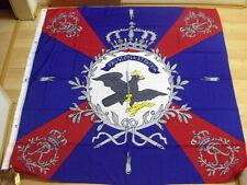 Banderas bandera ondea azul rojo Prusia premium - 150 x 150 cm