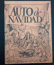 Auto de Navidad por Gloria Arjona Puerto Rico 1969