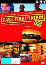 Fast Food Nation (DVD, 2007) New Region 4