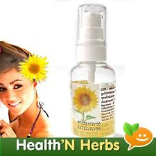 SUNFLOWER SEED OIL HAIR COAT NUTRIENT SERUM & SUN PROTECTION FOR FRIZZY DRY HAIR