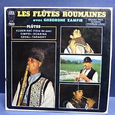 GHEORGE ZAMFIR Les flutes roumaines ARION 30 T 073