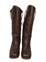 Brown Cavalry Boots - Sizes 5-15 - Highest Quality - Civil War