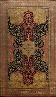 Vegetable Dye Ziegler Oriental Over Size Area Rug Hand-knotted Kork Wool 12'x18'