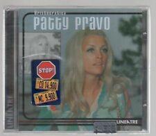 PATTY PRAVO ARISTOCRATICA LINEATRE  CD  SIGILLATO!!!