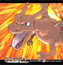 USED Gba Pokemon: Fire Red   Leaf Green CD