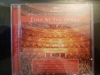 Love At The Opera - A Selection Of The Greatest Arias & Duets - CD