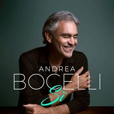 ANDREA BOCELLI SI CD - NEW RELEASE OCTOBER 2018