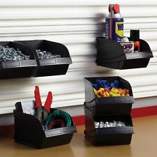 Craftsman Storage Tool & Parts Organizer VersaTrack™ 6-Pack Plastic Bins