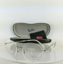 d212424a865 Brand New Authentic Ray Ban Eyeglasses RB 8747 1100 48mm Gunmetal Frame  R8747