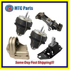 MTC 1999-2005 Volvo S80 Engine Motor Mounts & Bracket & Anti Torque Rod Set 5PCS