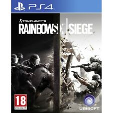 Tom Clancys Rainbow Six Siege PlayStation 4 Video Game
