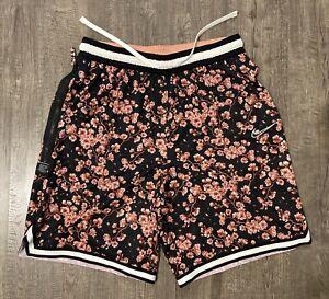 Nike DNA Floral Cherry Blossom Basketball Shorts Men's Sz XLarge XL BV9443-606