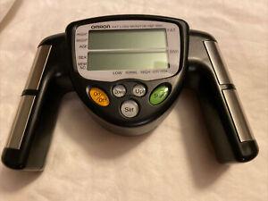 Omron HBF-306C (HBF-306CN / HBF-306-Z5) Fat Loss BMI Monitor Tracker - Black