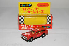 PLAYRT PLAY ART 22 FIRE CHIEF CAR MINT BOXED RARE JAPANESE BOX!!!