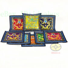 """square 18""""x18"""" China Dragon Embroidery Tapestry Canvas Cushion Cover/Pillow Case"""