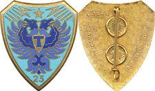 23° Bataillon de Transmissions, émail, Drago Romainville 1046 (4250)