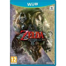 The Legend of Zelda Twilight Princess HD Nintendo Wii U WiiU Game
