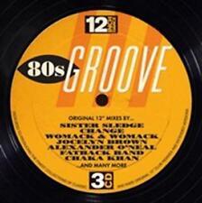 12 Inch Dance - 80s Groove - 12 Inch Dance: 80s Groove NEW CD